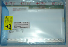"NEW GENUINE DELL LATITUDE E6500 E5500 CCFL LCD SCREEN 15.4"" WXGA YU538 0YU538"