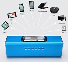 BLUE Music Angel per Apple iPod / iPhone Docking Station-AMAZING Bass
