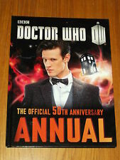 DOCTOR WHO OFFICIAL 50TH ANNIVERSARY BRITISH ANNUAL 2012