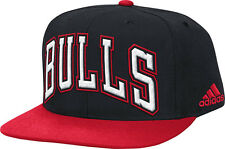 Chicago Bulls Authentic 2015 On Court Snapback NBA Adidas Hat Official Cap