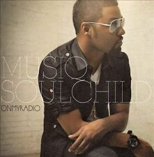 MUSIQ SOULCHILD OnMyRadio (CD 2008) On My Radio R&B Album 12 Songs Canada