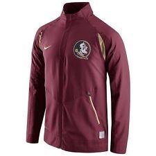 Nike Florida State Game Jacket Hyper Elite Medium M Dri-Fit FSU Wind Breaker