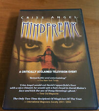Mindfreak special 2002 by Criss Angel (DVD)