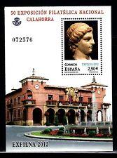 ESPAÑA 2012 4746 EXFILNA 2012 CALAHORRA HB