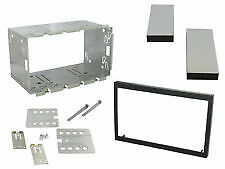 DFPK-113 113mm UNIVERSAL XTRONS DOUBLE DIN CAGE KIT FASCIA FACA ADAPTOR HEADUNIT