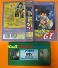 film VHS DRAGON BALL GT DELUXE COLLECTION NR. 2  DeAgostini 1997   (F50) no dvd