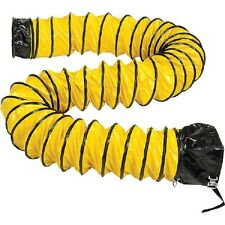 NEW! Flame Retardant Flexible Duct 32Ft for 8 Inch Diameter Fan!!