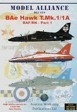 Model Alliance 1/48 BAe Hawk T.1 # 48105