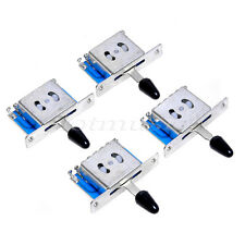 4Pcs Nice 5-way Switch - Guitar Pickup Selector- Great Price & Value