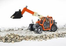 Bruder JLG 2505 Telehandler Construction Toy Truck w/ Adjusteble Arm 02140 *NEW*