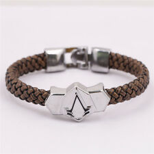 Assassin's Creed Weave Wristband Game Bracelet Cosplay
