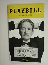 Present Laughter Playbill March 2017, Kevin Kline