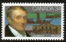 Canada MNH 1986 The 150th Anniversary of the Death of John Molson