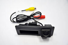 CCD Boot Handle Design For AUDI VW Original Car Rear View Reverse Camera