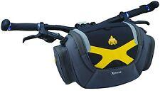 KiDooo Xeme Handlebar Camera Bag (Yellow) XE02803 Bike Saddle Bicycle Pack
