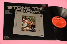 STONE THE CROWS LP TRANSPARENCY PROCESSED ORIG UK '70 NM !!!!!!!!!!!!!!!!!!!