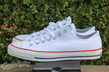 CONVERSE ALL STAR CHUCK TAYLOR CTAS PRO OX SZ 10.5 WHITE RED NAVY 147528C