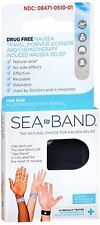 Sea-Band Acupressure Wrist Bands 1 Pair