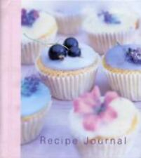 Lavender Cupcakes - Small Recipe Journal (2012, Hardcover)