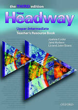 Oxford NEW HEADWAY Upper-Intermediate Third Edition Teacher's Resource Book @NEW