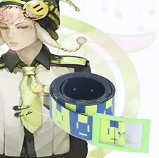Anime DMMD Dramatical Murder Noiz Cosplay Ruff Rabbit Belt Cosplay Prop