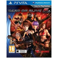 Dead Or Alive 5 Plus Game PS Vita Brand New