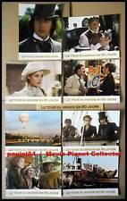 LE TOUR DU MOND EN 80 JOURS - Chan,De France - JEU 8 PHOTOS/8 FRENCH LOBBY CARDS