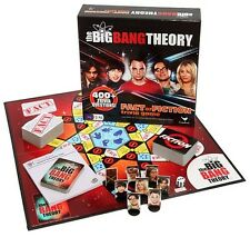 THE BIG BANG THEORY  *  FACT OR FICTION TRIVIA GAME 400 +  questions!