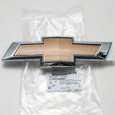 95326562 GM Genuine Parts Chevrolet  Captiva bow tie Front Grill  Emblem