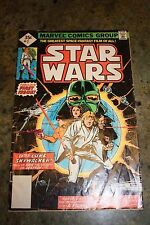 STAR WARS #1 - Marvel Comics July 1977 1st Issue