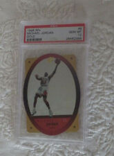 1996 SPx Gold Michael Jordan Chicago Bulls #8 PSA Graded Gem Mint 10