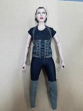 Hot Toys Resident Evil afterlife alice loose incomplete Milla Jovovich
