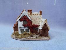 Lilliput Lane Cottages Pargetters Retreat
