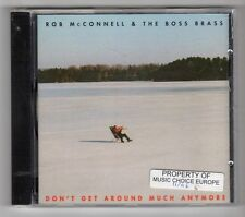 (GY971) Rob McConnell & The Boss Brass, Don't Get Around Much Anymore - 1995 CD