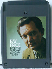RAY PRICE For The Good Times QUADRAPHONIC QUAD 8 TRACK  Q8