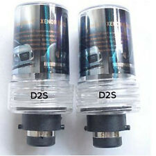Saab 9-3 Convertible 2003- HID Xenon Bulbs D2S 8000K 12V 35W 2 Headlight Lamps