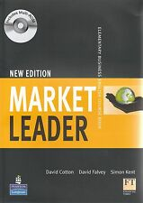 MARKET LEADER Elementary Business English COURSE BOOK with Multi-ROM Pack @New@