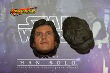 Hot Toys 1/6 MMS261 Star Wars Episode IV A New Hope: Han Solo Head