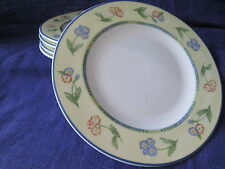 Royal Grafton HIGHLAND BORDER Bread & Butter Plate (s) replacement dish, yellow