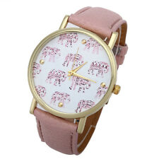 STYLISH Women Watches Leather Watch Letter Watch Black Watch Wholesale #2