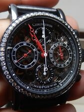 Chronoswiss Opus DLC Special Edition Factory Diamond Bezel 100% NIB $18,000 List