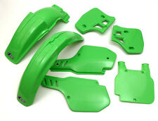 UFO Kawasaki Motocross EVO KX 500 1993 - 1995 MX Plastic Kit OEM colours Green