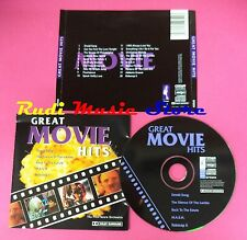 CD The Film Score Orchestra Great Movie Hits compilation no mc vhs dvd(C38)