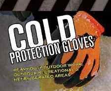 PIP Brahma (Large)HeavyDuty Safety MicroGrip Winter Insulated Work Gloves