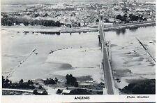 1958  --  ANCENIS  VUE AERIENNE   S603