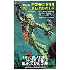 discontinued Moebius re- Aurora The Creature from the Black Lagoon new in the ce