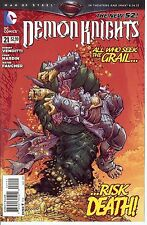 Demon Knights #21  New DC 52 Comics First Printing New Condition