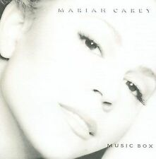 Music Box [Bonus Track] by Mariah Carey (CD, Aug-1993, Columbia (USA))
