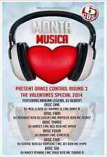 Monta Musica Dance Control Round  3.  Valentines Bash 2014