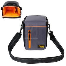 Camera Shoulder Waist Case Bag For Panasonic DMC TZ100EB TZ80EB TZ10
